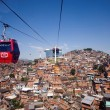 La funivia del Complexo do Alemao (Buda Mendes/LatinContent/Getty Images)
