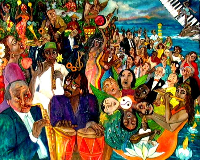 Worlds of Music An Introduction to the Music of the Worlds Peoples
